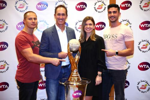 CHRIS EVERT WTA WORLD NO.1 TROPHY 12