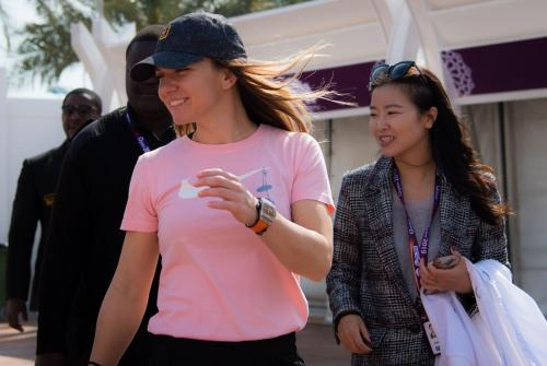 Simona at Doha 3
