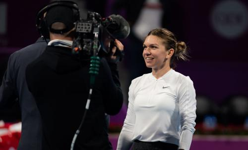 Simona at Doha 4