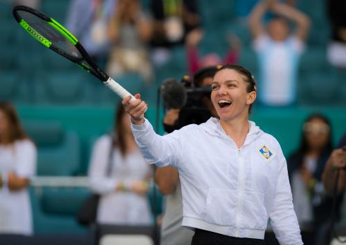 2019 Miami Open, Tennis, Miami, United States, Mar 27